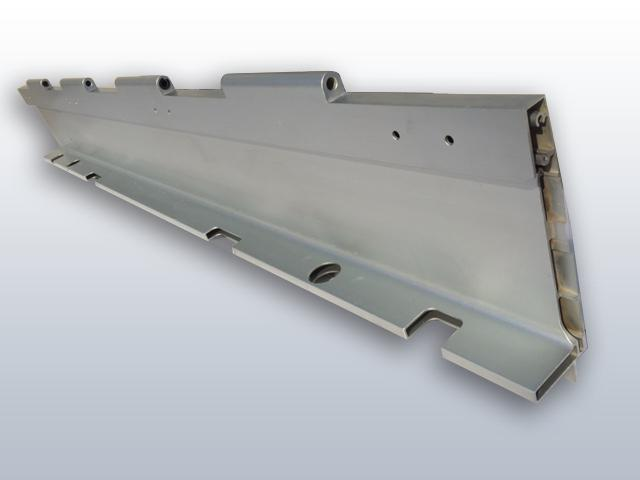 Profilo 300x100mm fresato